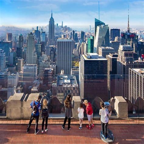 N Y Top rockefeller center attractions in new york city ny