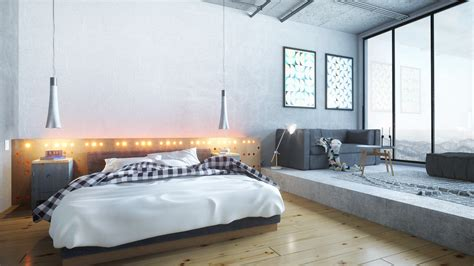 Industrial Design Bedroom Industrial Bedroom Design Ideas