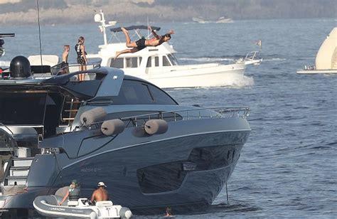 jacht ibrahimovic zlatan ibrahimovic s 8 million superyacht yacht harbour