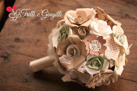 composizioni fiori di carta un bouquet originale con i fiori di carta accademia