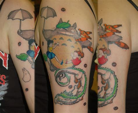 ghibli sleeve part 2 by yayzus on deviantart
