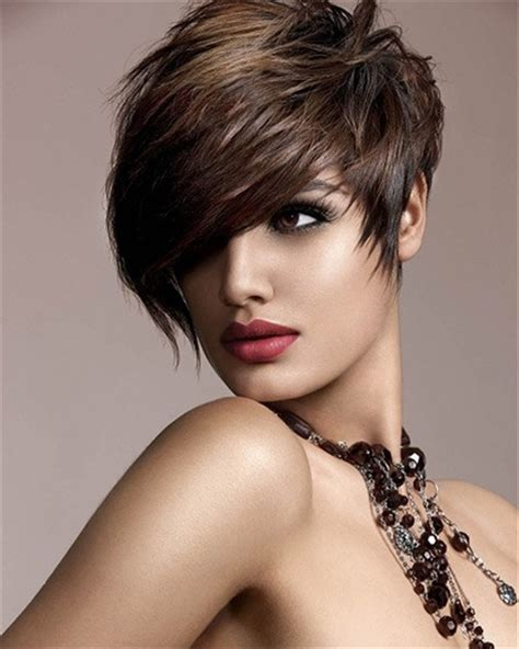 short hairstyles asymmetrical cut asymmetrical short hairstyles 2015 best bob party wedding