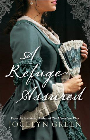 a refuge assured books a refuge assured by jocelyn green
