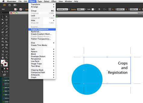 adobe illustrator cs6 how to crop images a printer s guide to crop marks and registration marks