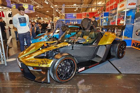 Ktm Auto Motor by Wimmer Rs Ktm X Bow Gt Brings Its 485 Hp To The Essen