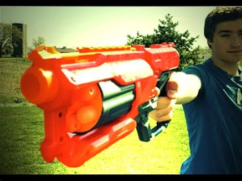 Eceran Peluru Nerf Mega Blaster nerf war nerf mega blaster nerf war person view