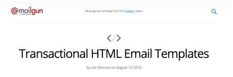 mailgun templates beaufiful mailgun templates images gallery transactional