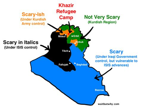 scary maps from muhammad to iraq s story wait but why