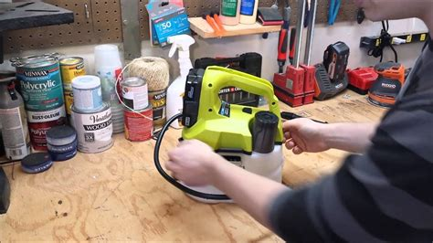 ryobi   chemical sprayer review youtube