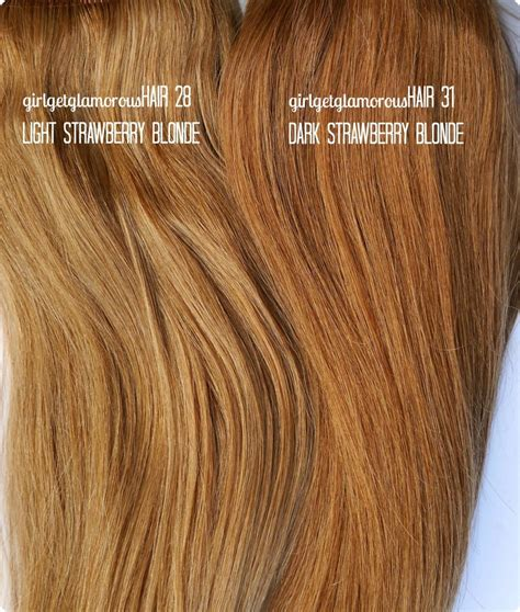 strawberry blonde halo hair extension light strawberry blonde shade 28 remy hair extensions