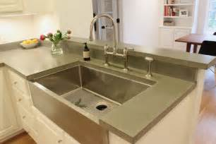 Cement Kitchen Countertops Concrete Countertops Kitchen Countertops Other Metro By J Aaron Custom Wood Countertops