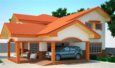 building a 5 bedroom house house plans ghana kantana 5 bedroom house plan in ghana