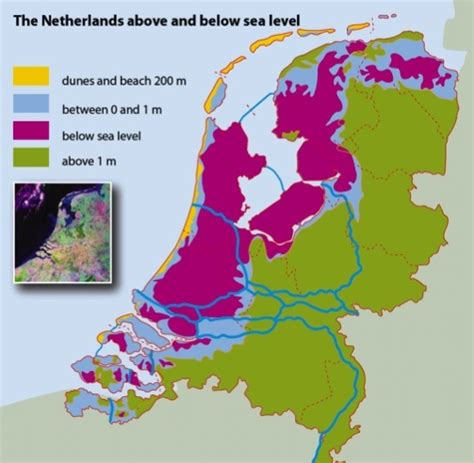 netherlands climate map the netherlands weather