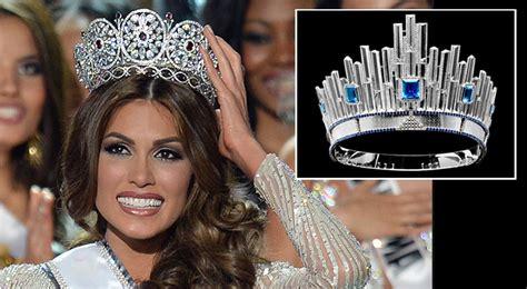 miss tattoo venezuela 2014 ganadora al detalle la nueva corona de miss universo 2014