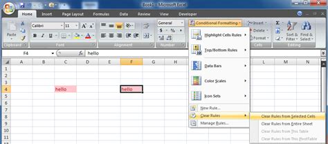 excel 2007 format the selected range of cells as u s currency microsoft excel how to copy paste without conditional
