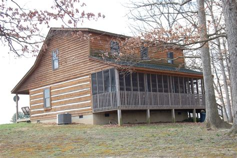 Country Log Cabins by Beautiful Mountian View Deer Country Log Cabin Luray Va