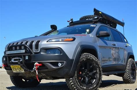 jeep trailhawk lift kit 2014 2017 jeep cherokee kl lift kits accessories jeep
