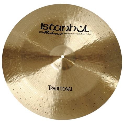 Cymbal Istanbul istanbul mehmet traditional 18 quot cup china