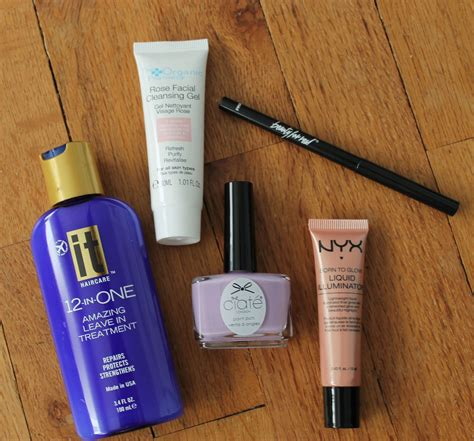 august ipsy glambag review jk style