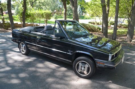 1986 renault alliance 1986 renault alliance convertible