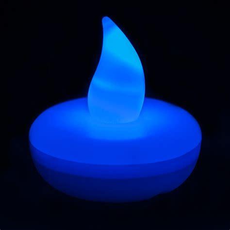 Blue Floating Led Light Non Flicker Non Led Lights