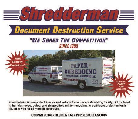 Document Shredding Atlanta