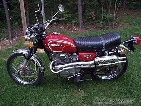 1973 honda cl 350 picture 679149