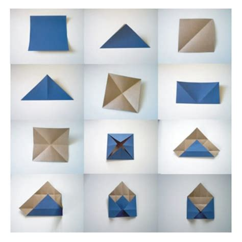 Folded Paper L - come fare origami