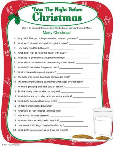 4 best images of christmas charades free printable christmas charades game and free printable roundup