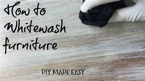how to how to whitewash furniture tutorial diy made easy 174