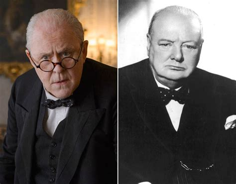 actor king george vi the crown john lithgow as winston churchill the cast of the crown
