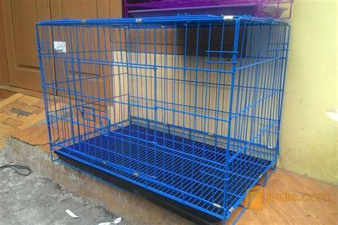 Kandang Kucing Lipat Bekas kandang kucing anjing lipat ukuran l jakarta timur jualo