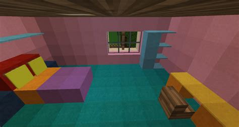 simpsons rumpus room the simpsons house minecraft project