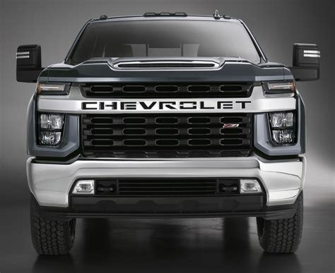 2020 Gmc 2500 Vs Chevy 2500 by 2020 Chevrolet Silverado Hd Official Gm Authority