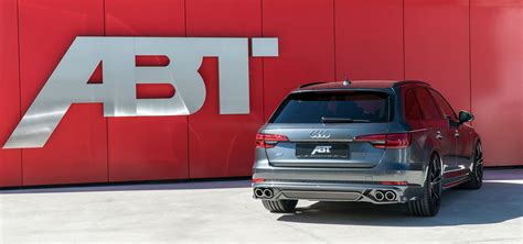 Audi A4 Abt Tuning by Audi A4 Abt Sportsline