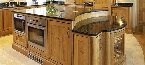 Handmade Oak Kitchens - kitchen design with oak kitchens uk oak kitchen