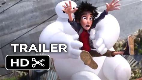 watch online 71 2014 full hd movie trailer big hero 6 official trailer 1 2014 disney animation