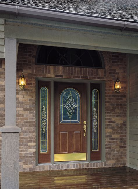 Front Side Windows Ideas Front Door Side Window Ideas Home Intuitive