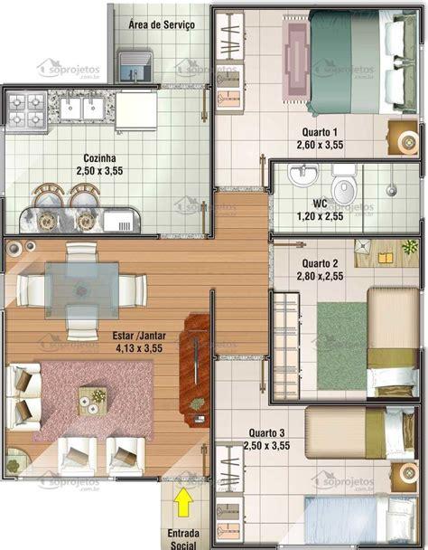 modelos de plantas de casas ate  metros quadrados assim eu quero