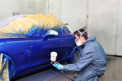 how to body work and paint a car part 1 how to buy a good quality paint job for your car yourmechanic advice