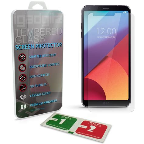 Best Seller Tempered Glass Hmv2 9h Hardness For Xiaomi Redmi 4a igadgitz tempered glass screen protector for lg g6 h870