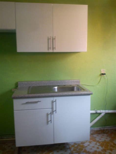 combo muebles de cocina sin tarja  en mercado