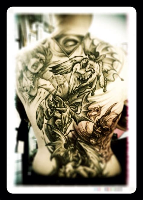 paradise lost tattoo paradise lost milton dermagrafix by