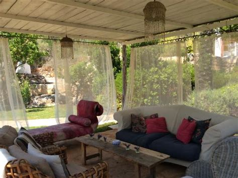 garden chill out area picture of es cucons hotel rural