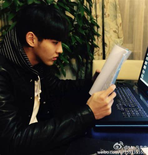 film terbaru wu yi fan kris eks exo siapkan film baru berjudul fading wave