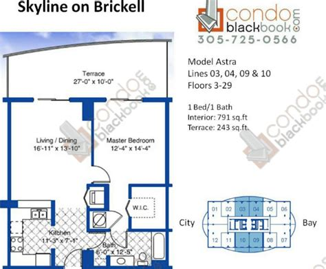 skyline brickell floor plans skyline on brickell unit 2410 condo for sale in brickell