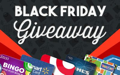 Best Buy Black Friday Giveaway - bingofest black friday special