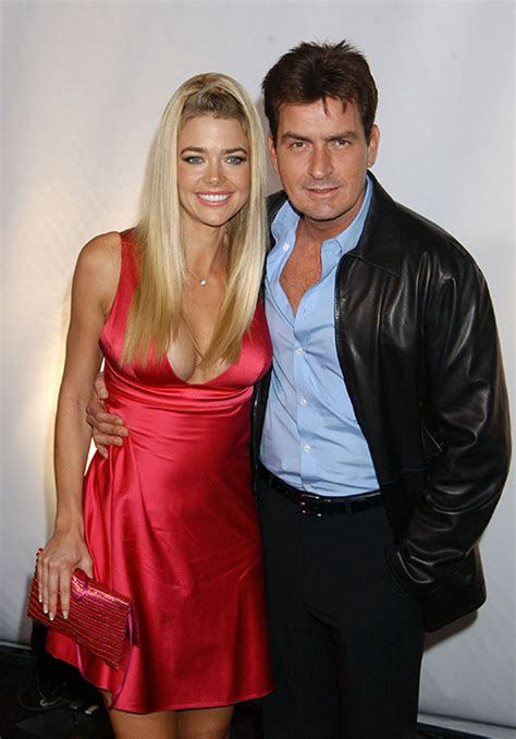 Sheen Richards Are Officially Divorced sheen s ex richards sues him