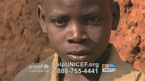 unicef commercial actress unicef tv commercial fadast ispot tv
