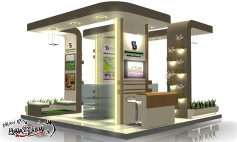 design your booth exhibition booth design 3ds max9 default scanline